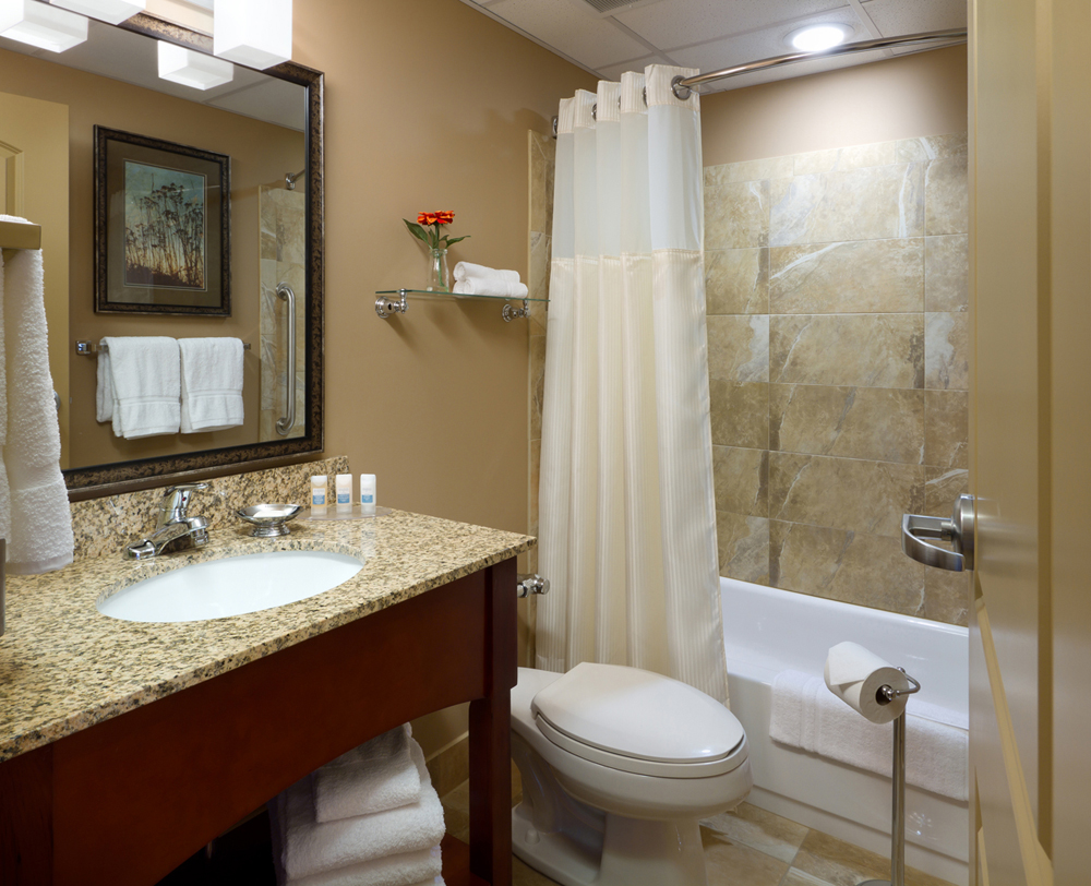 The best and the worst home updates cambridge kw real for Y hotel shared bathroom