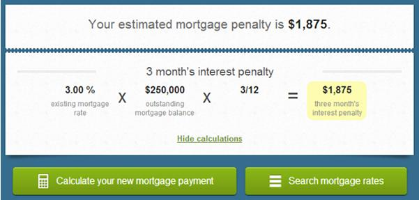 calculateMortgage