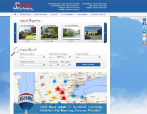 RemaxTwin Corp Website